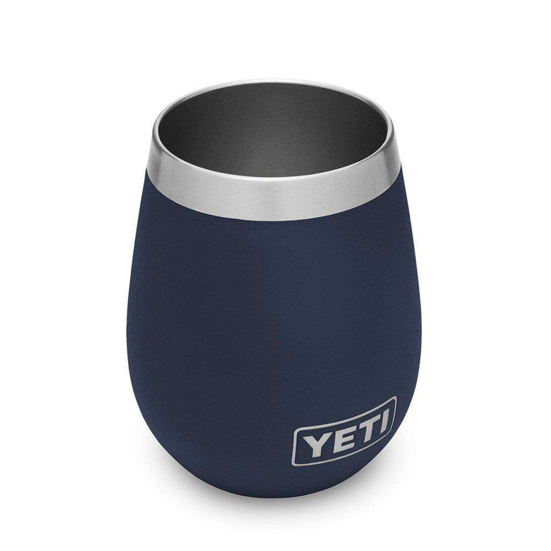 2 Pack Rambler 10oz Wine Tumbler in Navy by YETI