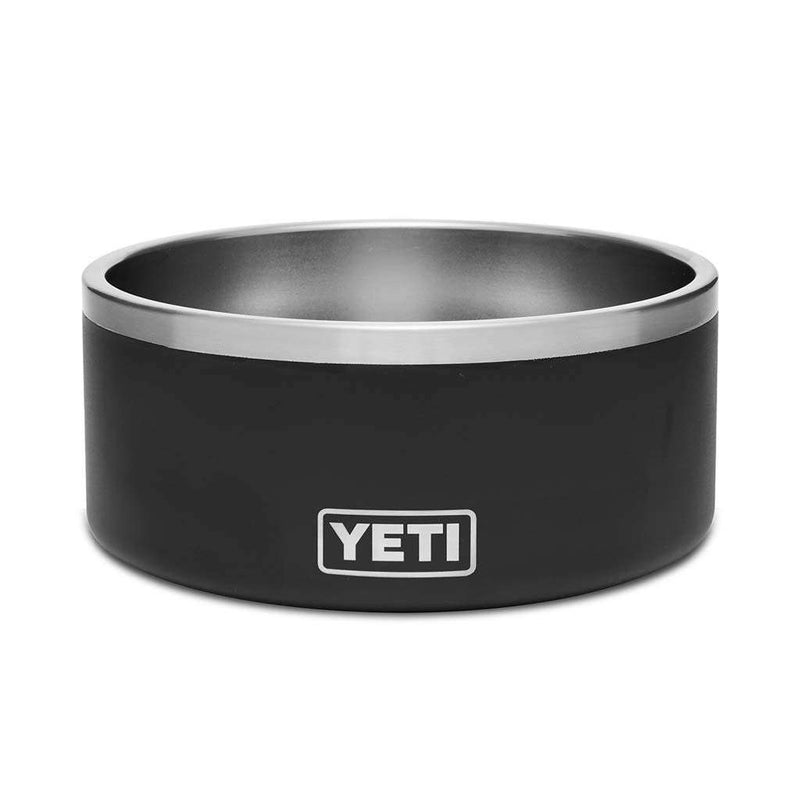 Boomer 8 Dog Bowl in Black by YETI