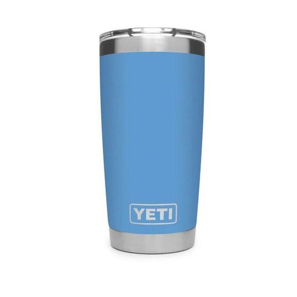 20 oz. Rambler Tumbler in Pacific Blue with Magslider™ Lid by YETI