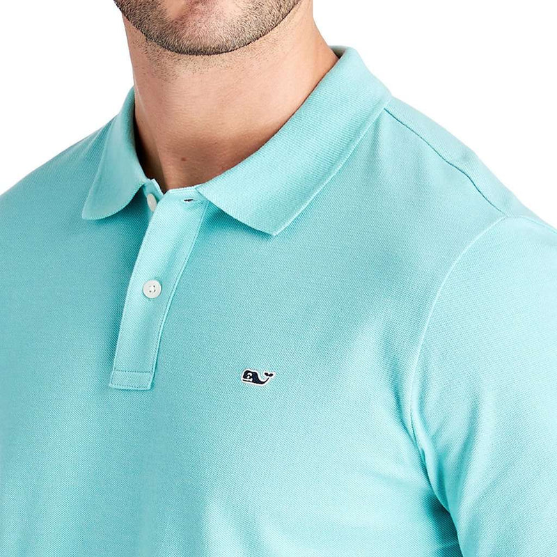 Vineyard Vines Cotton Pique Solid Polo by Vineyard Vines