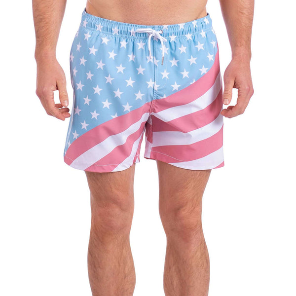 The Southern Shirt Co. Da Champ Swim Trunk by The Southern Shirt Co.