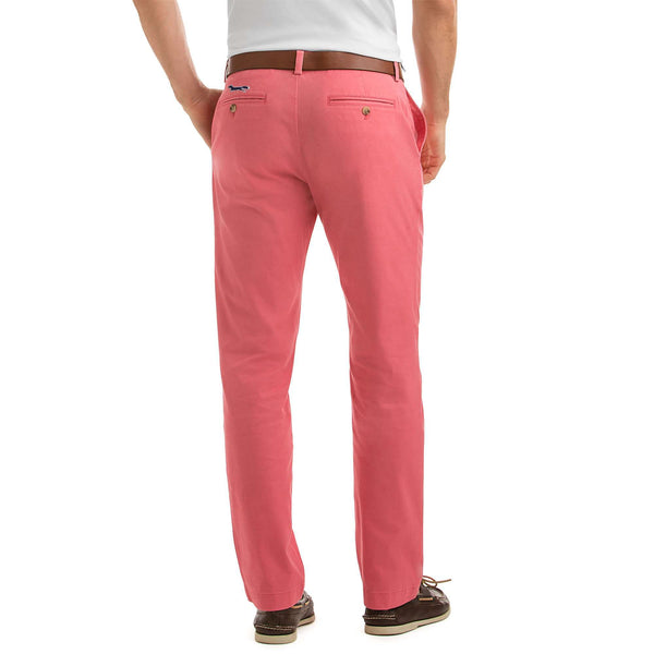 Vineyard Vines Stretch Breaker Pants in Lobster Reef by Vineyard Vines