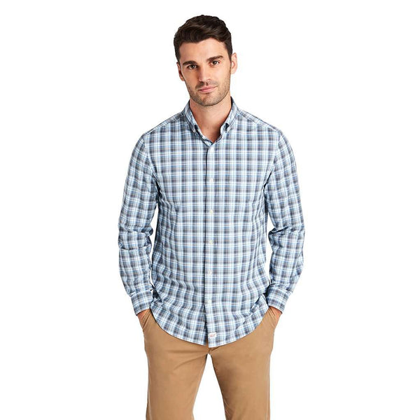 Vineyard Vines Darvo Performance Murray Shirt by Vineyard Vines