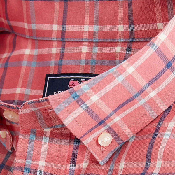 Vineyard Vines Bora Performance Murray Shirt by Vineyard Vines