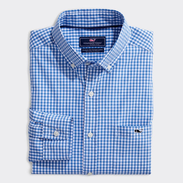 Custom Classic Fit Aberdeen Tucker By Vineyard Vines