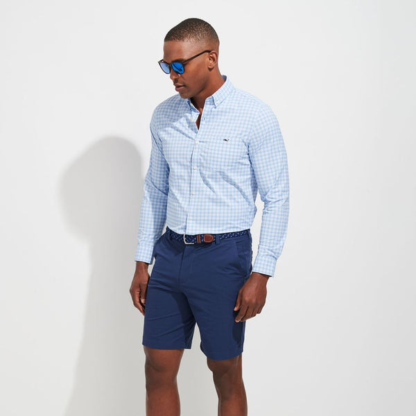 Tangelo Performance Slim Tucker Shirt by Vineyard Vines