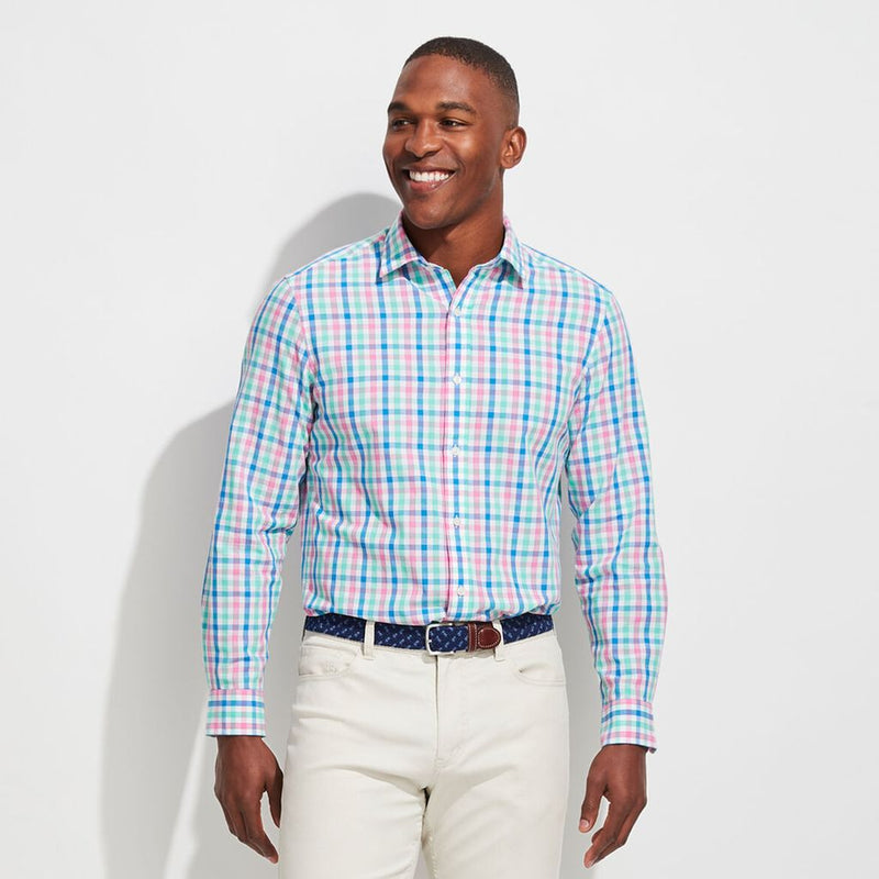 Orange Grove Classic Cooper Shirt by Vineyard Vines