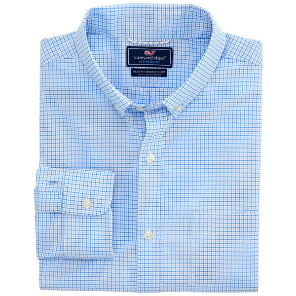 Starfish Performance Slim Murray Shirt by Vineyard Vines