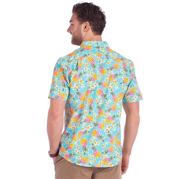 The Southern Shirt Co. Pineapple Express Button Down by The Southern Shirt Co.