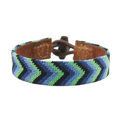 Smathers & Branson Friendship Needlepoint Bracelet