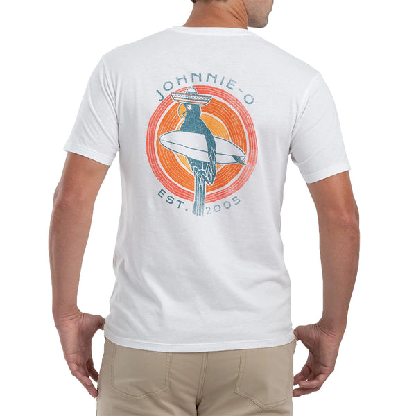 Baja Surf T-Shirt by Johnnie-O