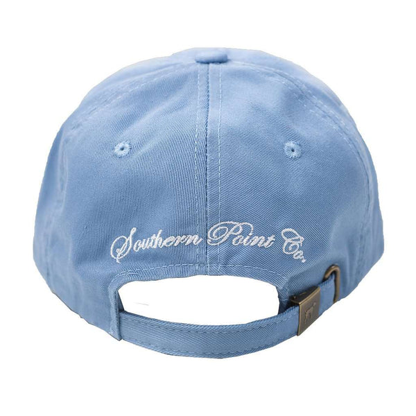 SPC Steel Twill Hat by Southern Point Co. - FINAL SALE