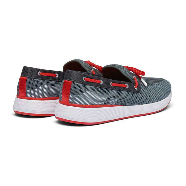 SWIMS Breeze Wave Lace Boat Shoe by SWIMS