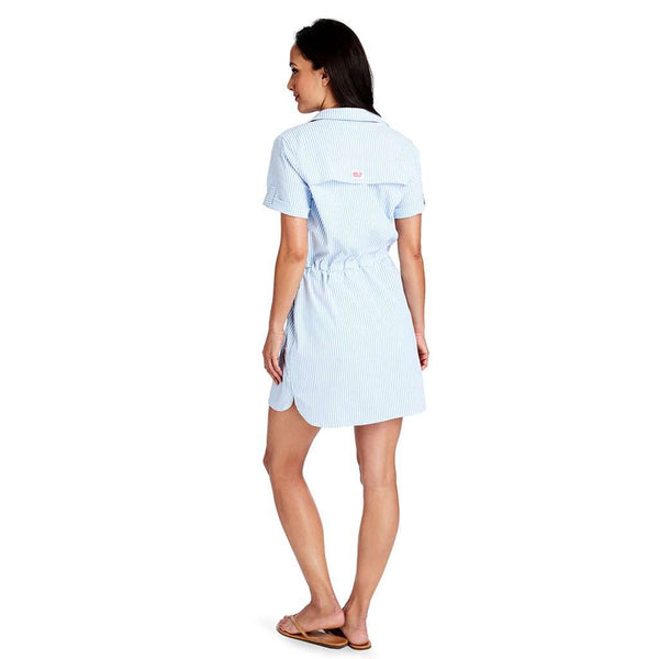 Vineyard Vines Harbor Shirt Dress by Vineyard Vines
