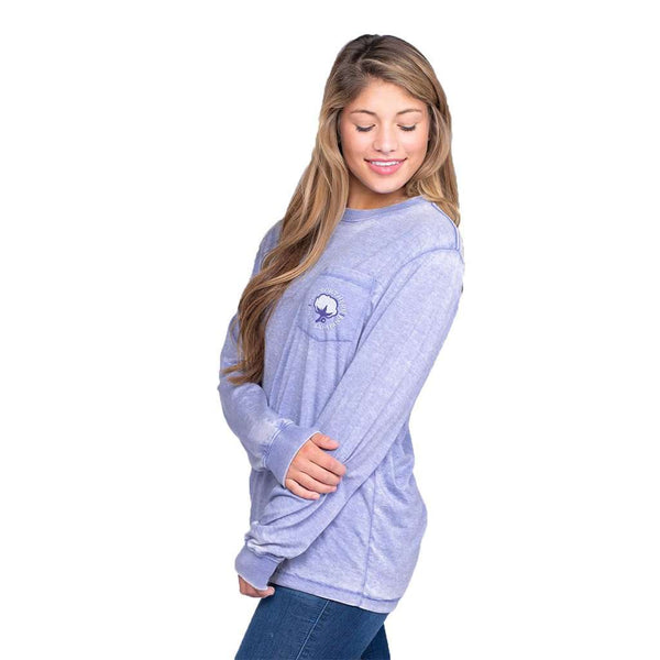 The Southern Shirt Co. Owl Night Long Long Sleeve Tee by The Southern Shirt Co.