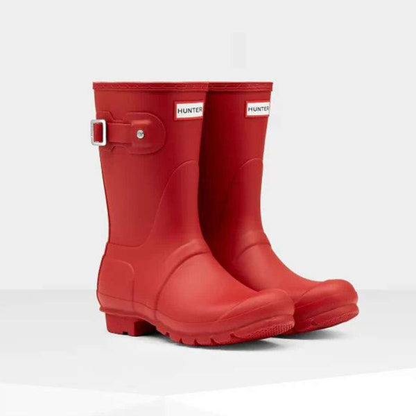 Hunter Women's Original Short Rain Boots by Hunter