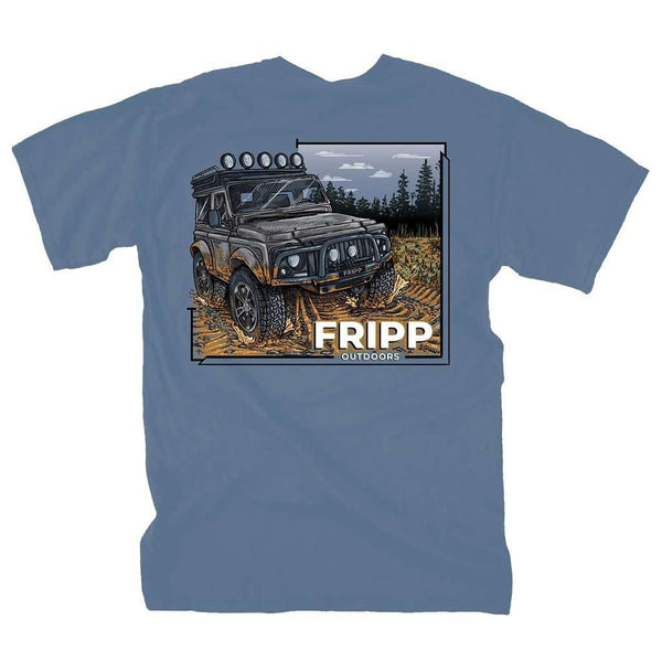 Fripp & Folly Muddy Vehicle Tee by Fripp Outdoors