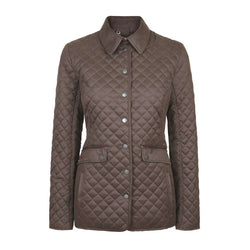 Women's Shaw Quilted Jacket by Dubarry of Ireland verdigris