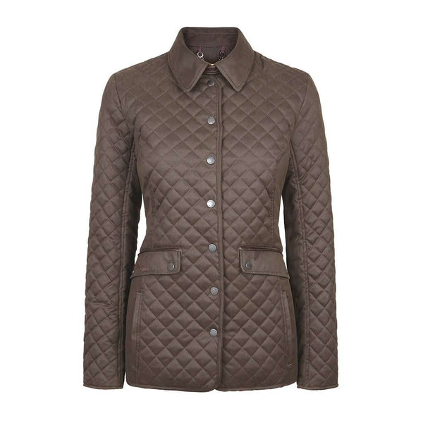 Women's Shaw Quilted Jacket by Dubarry of Ireland