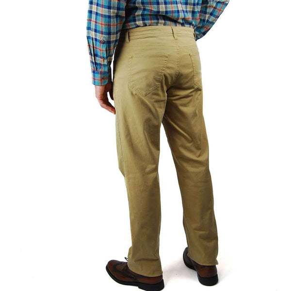 Southern Proper Perry Five Pocket Pant by Southern Proper