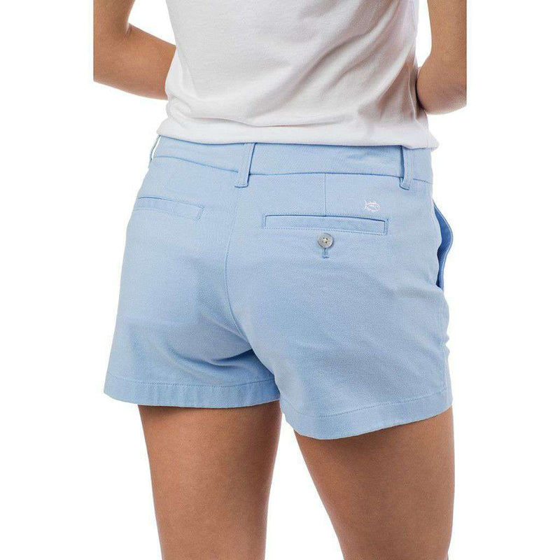 "3"" Leah Short in Sky Blue by Southern Tide - FINAL SALE"