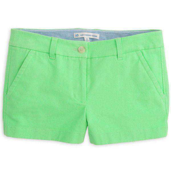 "3"" Leah Short in Starboard by Southern Tide"