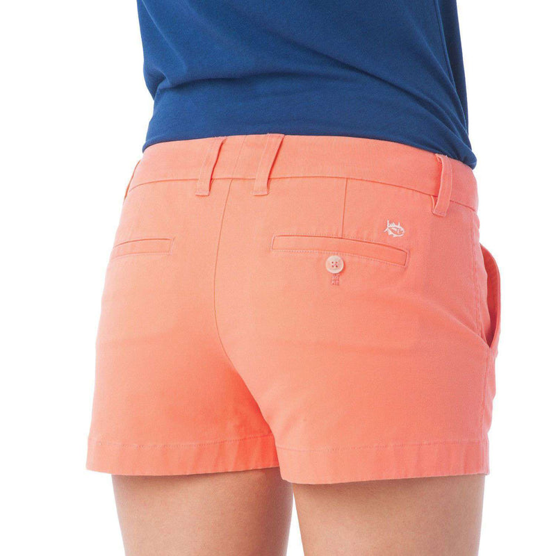 "3"" Leah Short in Mai Tai by Southern Tide  - 2"