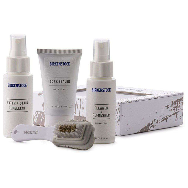 Deluxe Shoe Care Kit by Birkenstock