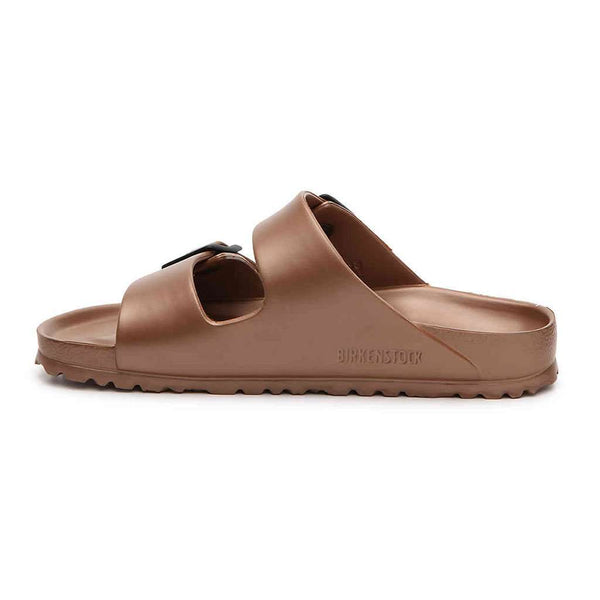Women's Arizona Essentials Eva Sandal in Copper by Birkenstock