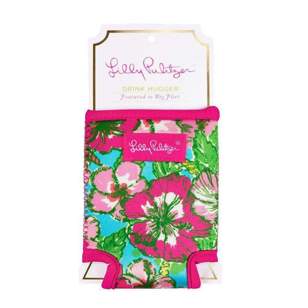 Drink Hugger in Big Flirt by Lilly Pulitzer