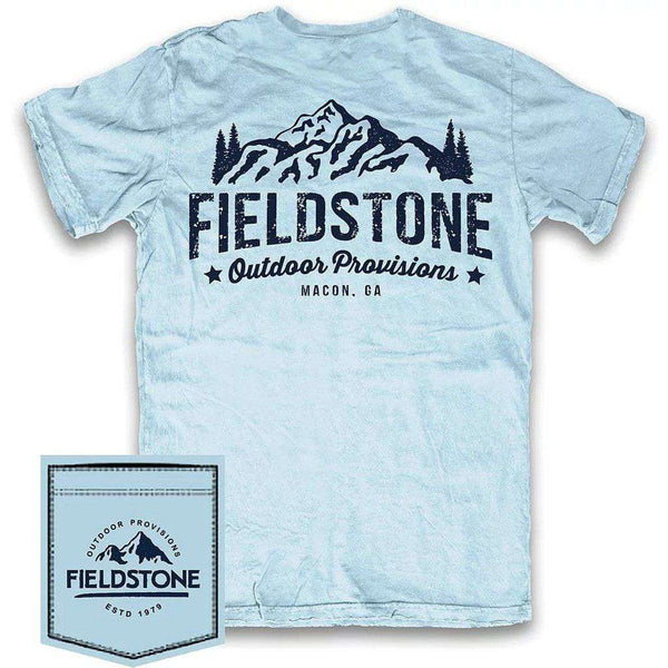 Fieldstone Outdoor Provisions Co. Backwoods Tee Shirt by Fieldstone Outdoor Provisions Co.