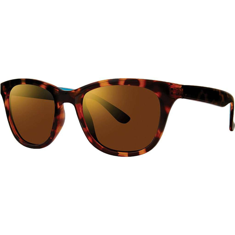 Maddie Playa Hermosa Sunglasses in Dark Tortoise by Lilly Pulitzer