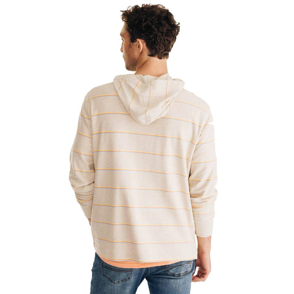 Baja Striped Hoodie by Southern Tide