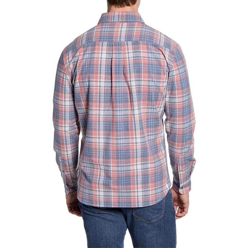 Johnnie-O Norman Flannel Button Down by Johnnie-O