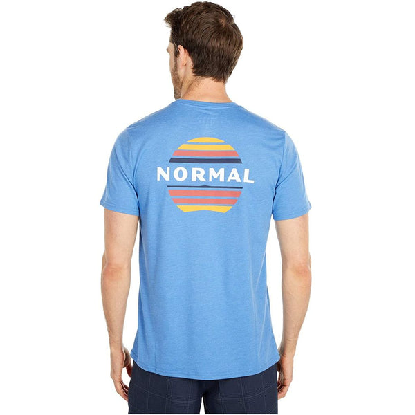 Sunset Short Sleeve Pocket Tee by The Normal Brand
