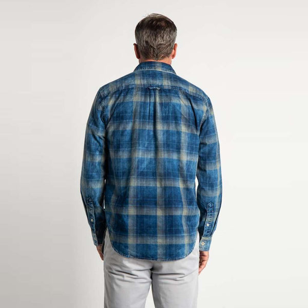 True Grit Harper Long Sleeve 2 Pocket Shirt by True Grit