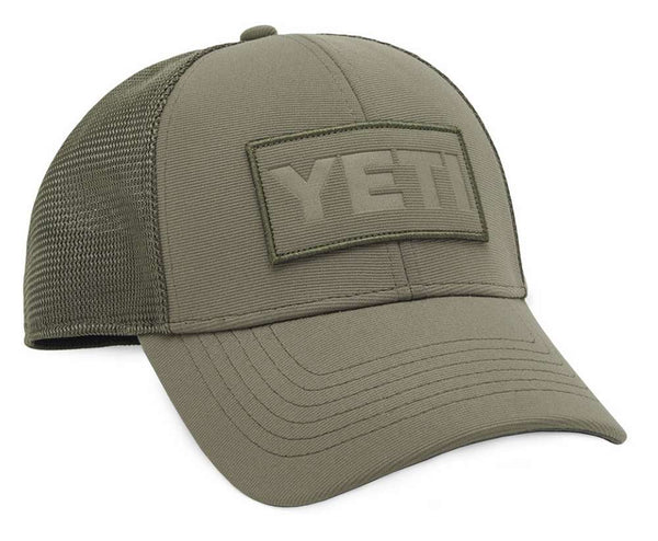 YETI Patch Logo Trucker Hat by YETI