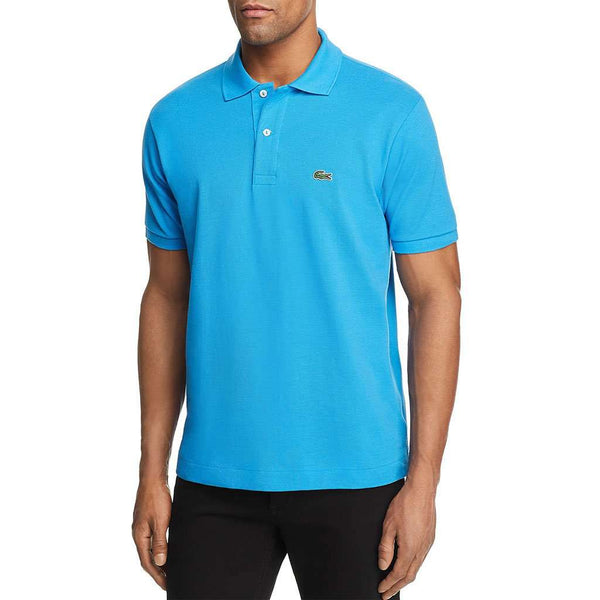 Short Sleeve Classic Pique Polo in Ibiza by Lacoste
