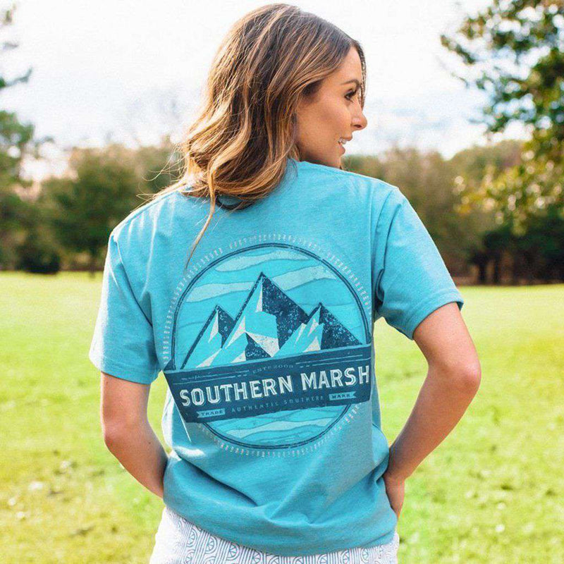 Branding Collection - Summit Tee by Southern Marsh - FINAL SALE