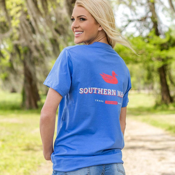 Trademark Duck Tee by Southern Marsh