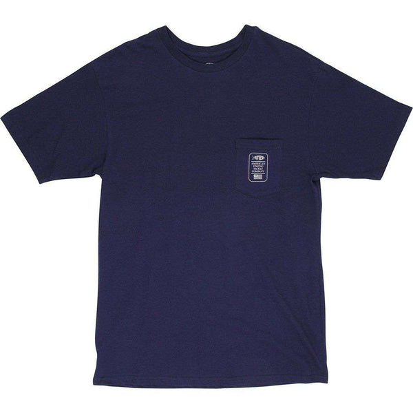 AFTCO Alpha Short Sleeve T-Shirt