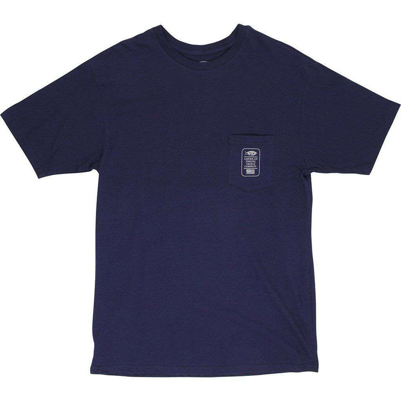 Alpha Short Sleeve T-Shirt by AFTCO - FINAL SALE