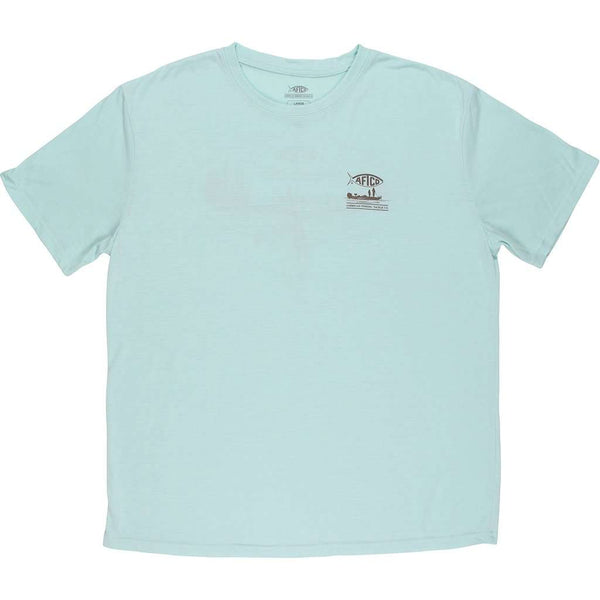 AFTCO Early Bird Short Sleeve Technical T-Shirt by AFTCO
