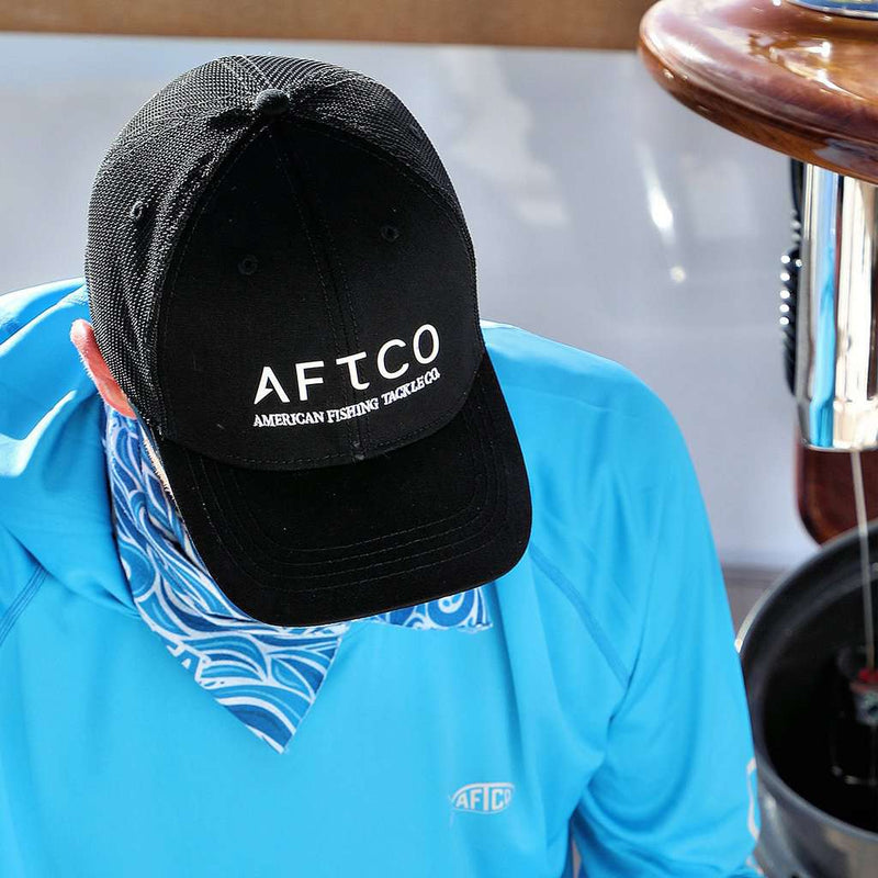 AFTCO Echo Trucker Hat by AFTCO