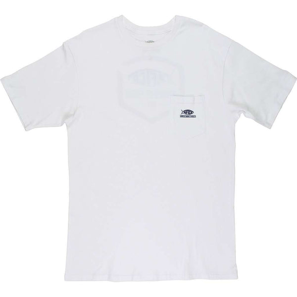 Flipper Short Sleeve T-Shirt by AFTCO - FINAL SALE