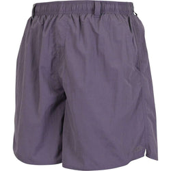 Manfish Swim Trunk in Dark Plum by AFTCO