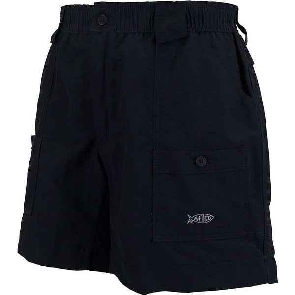 AFTCO Original Fishing Shorts black