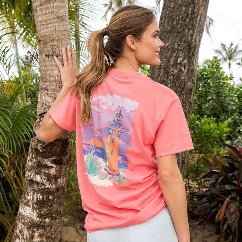 Southern Marsh Southern Horizons - Lighthouse Tee