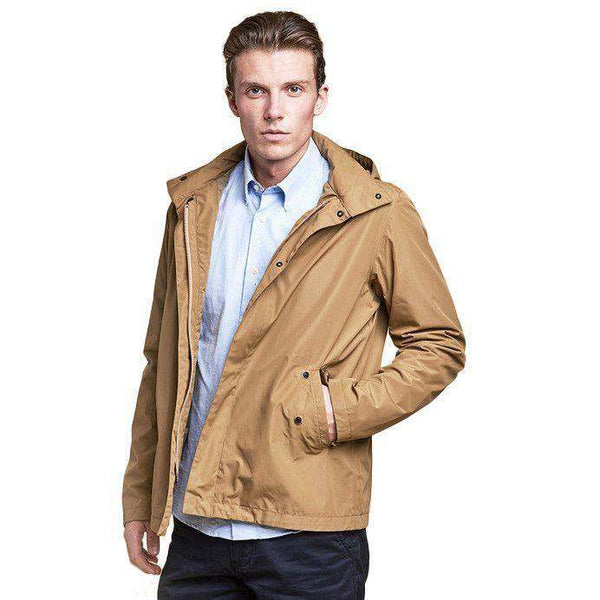Arcus Jacket in Camel by Barbour - FINAL SALE