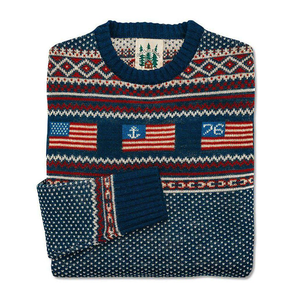 Kiel James Patrick American Isle Sweater by Kiel James Patrick